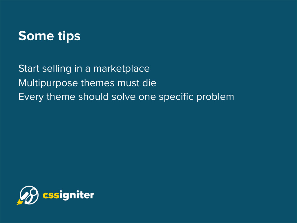 Some tips Start selling in a marketplace Multip...
