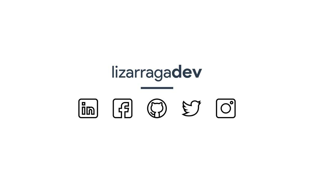 lizarragadev