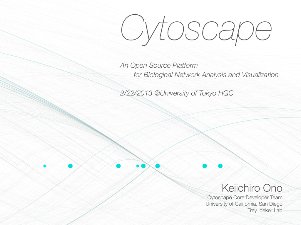 Cytoscape An Open Source Platform for Biologica...