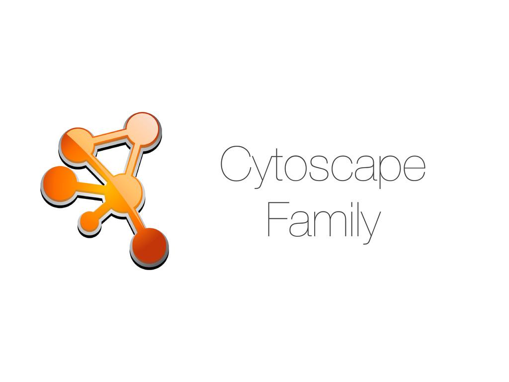Cytoscape Family