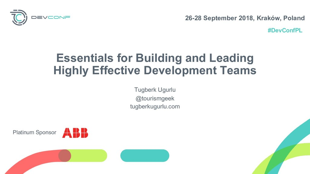 Essentials for Building and Leading Highly Effe...