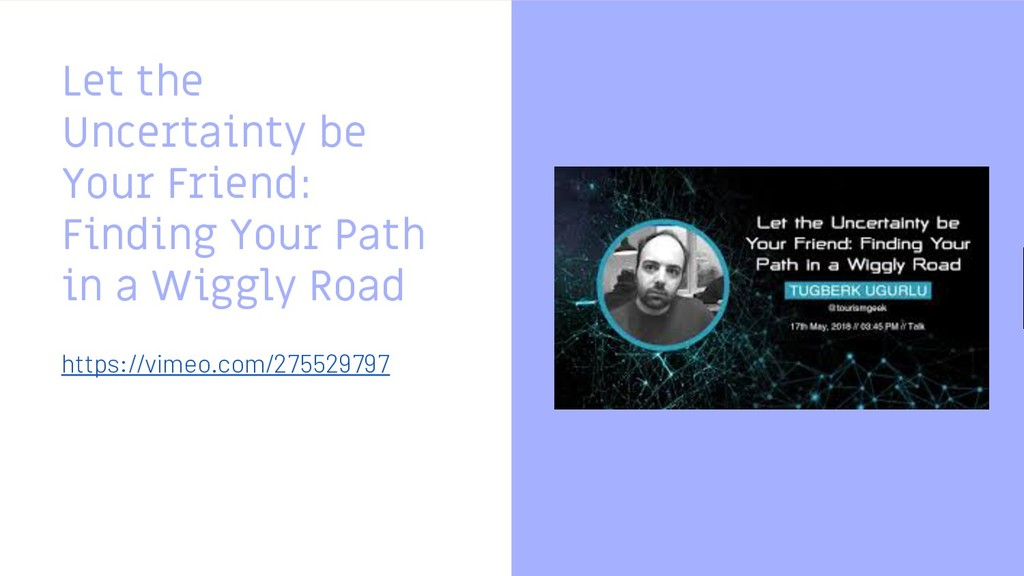 Let the Uncertainty be Your Friend: Finding You...