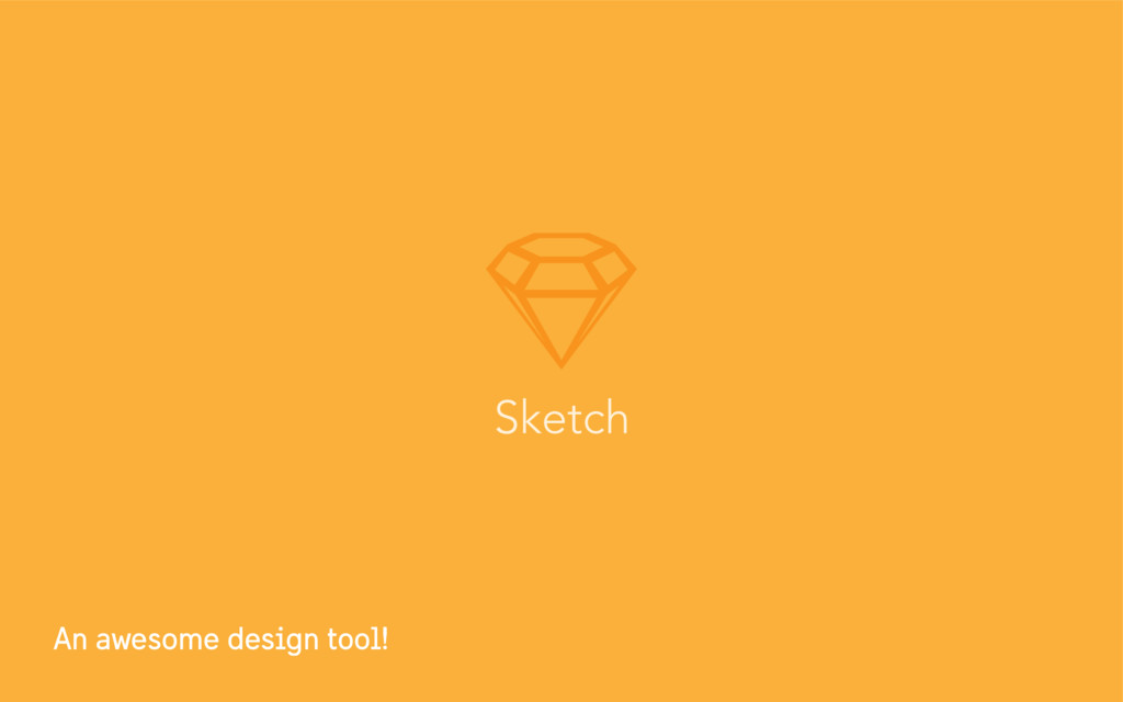 An awesome design tool!