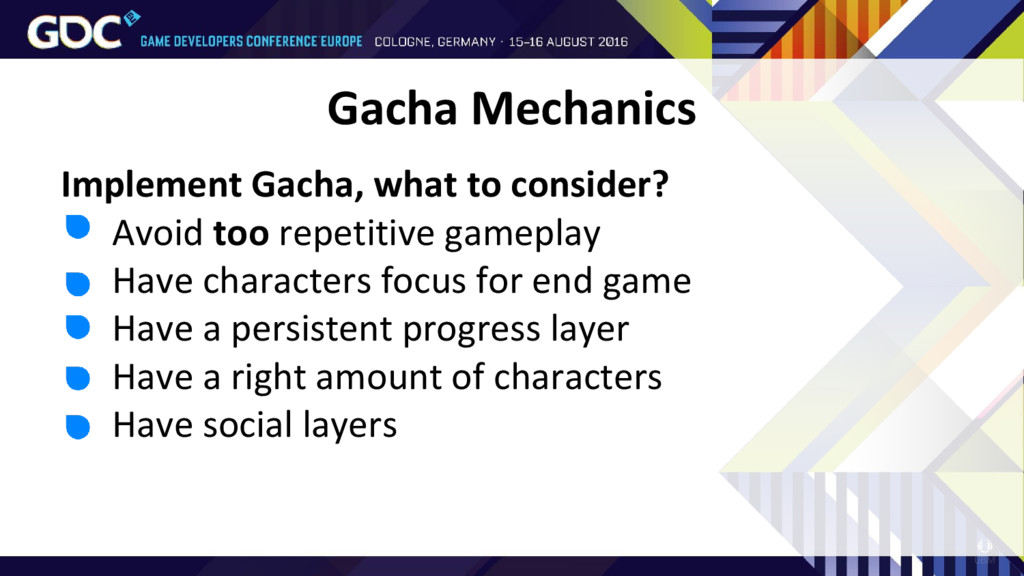 Implement Gacha, what to consider? • Avoid too ...