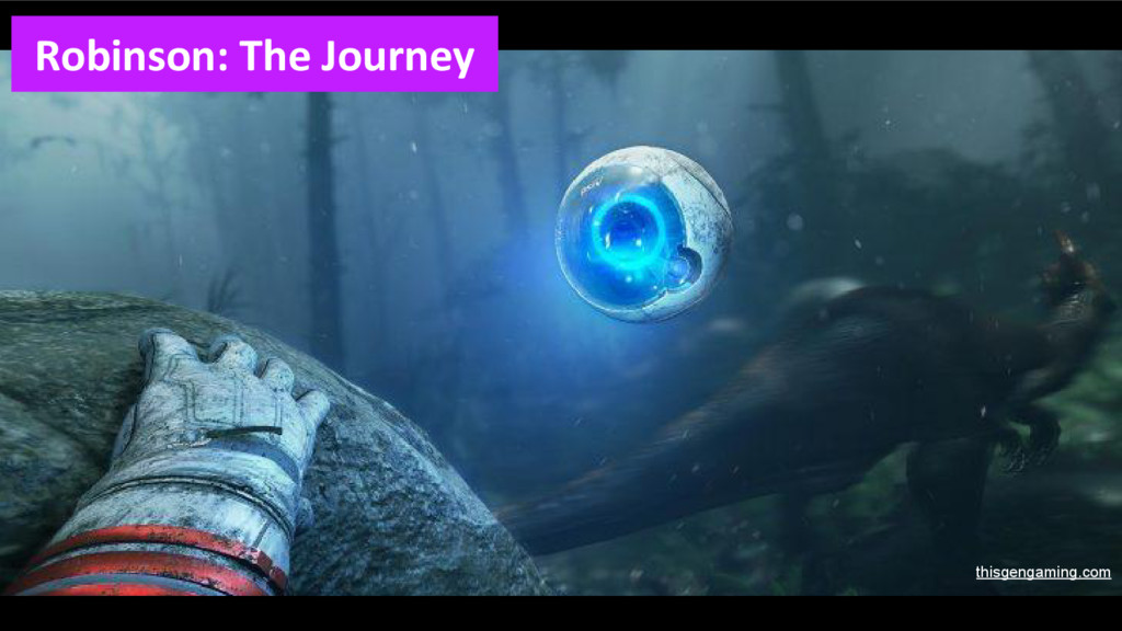 thisgengaming.com Robinson: The Journey
