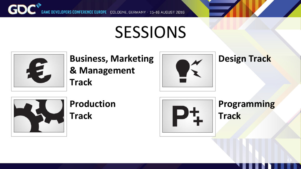 SESSIONS Business, Marketing & Management Track...