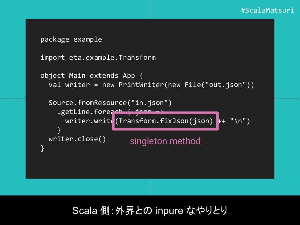 package example import eta.example.Transform ob...