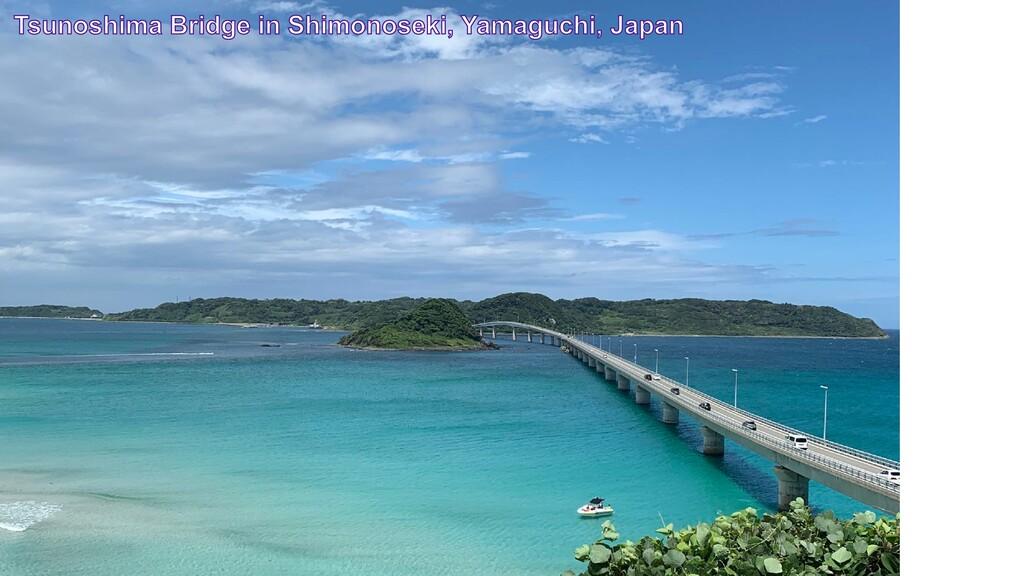 © 2020 Susumu Yamazaki Tsunoshima Bridge in Shi...