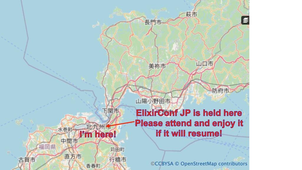 © 2020 Susumu Yamazaki ElixirConf JP is held he...