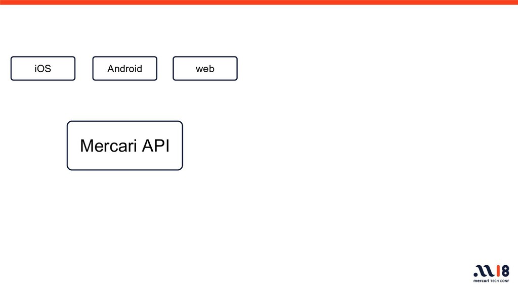 Mercari API iOS Android web