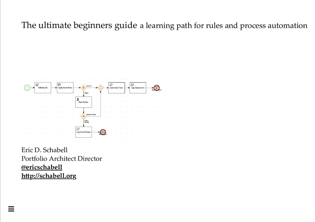 The ultimate beginners guide a learning path fo...