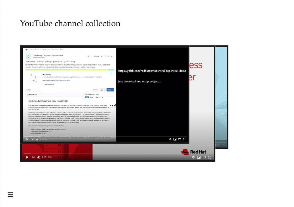 YouTube channel collection ...explore YouTube n...