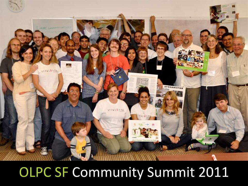OLPC SF Community Summit 2011