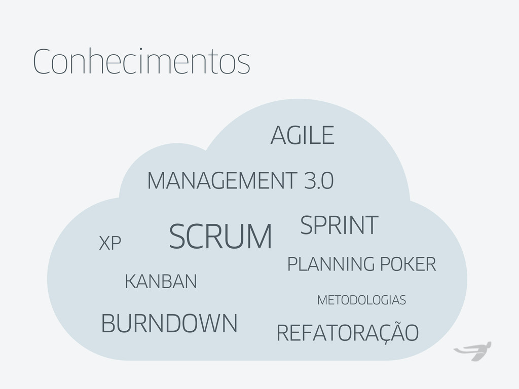 Conhecimentos XP AGILE MANAGEMENT 3.0 SCRUM SPR...