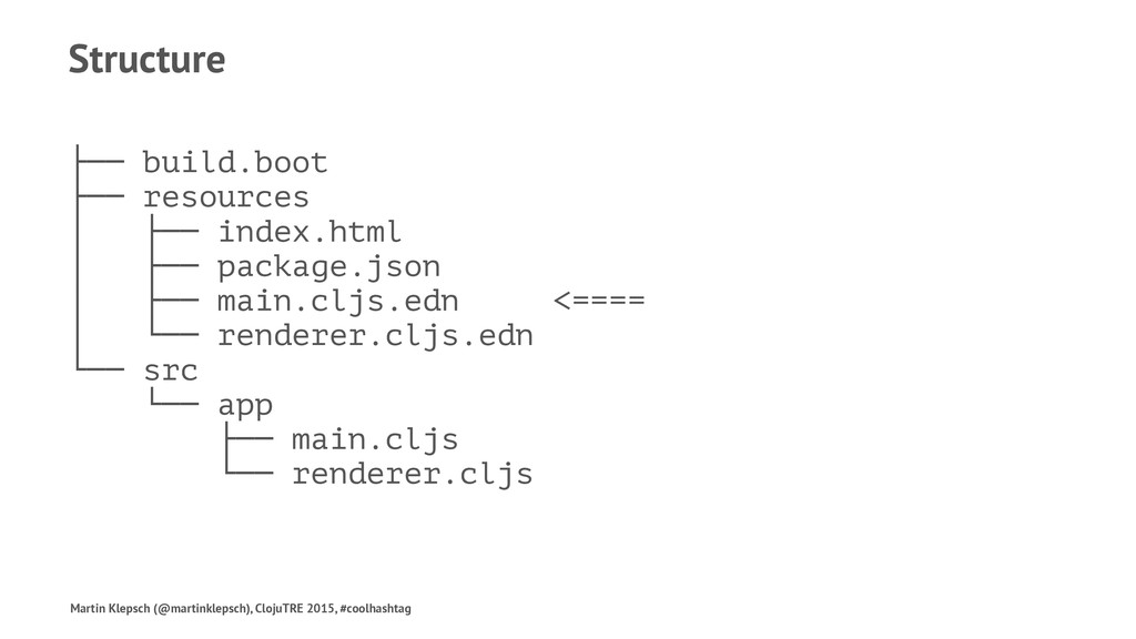 Structure ├── build.boot ├── resources │ ├── in...