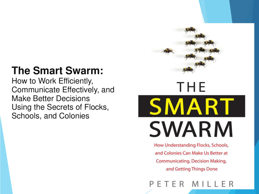 The Smart Swarm: How to Work Efficiently, Commu...