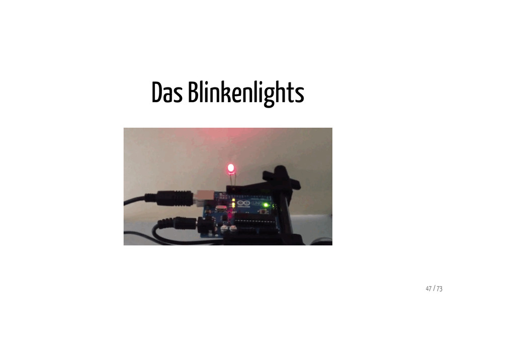 Das Blinkenlights 47 / 73