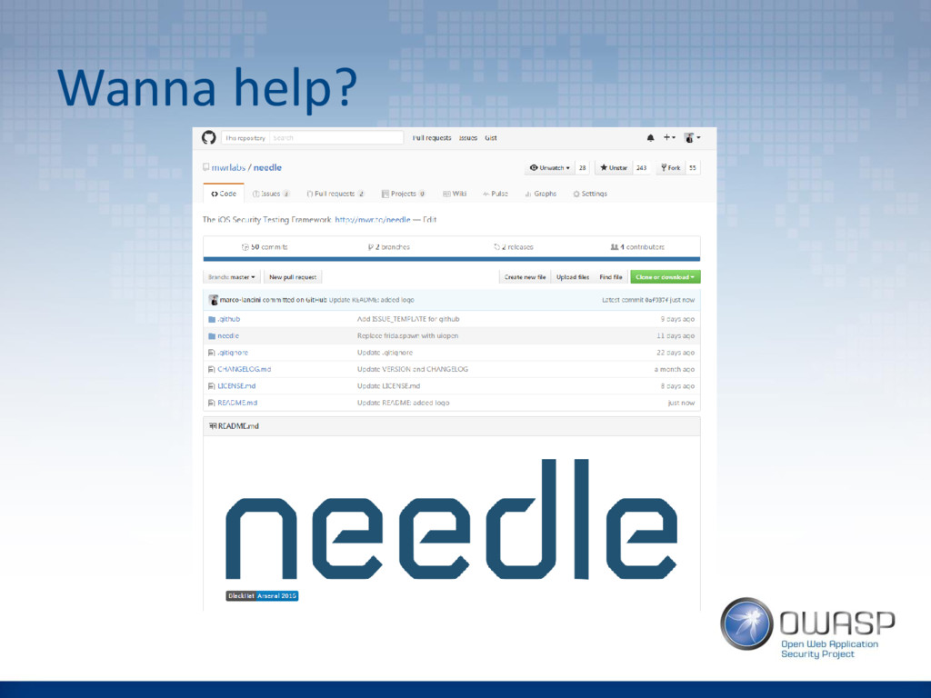 Wanna help?