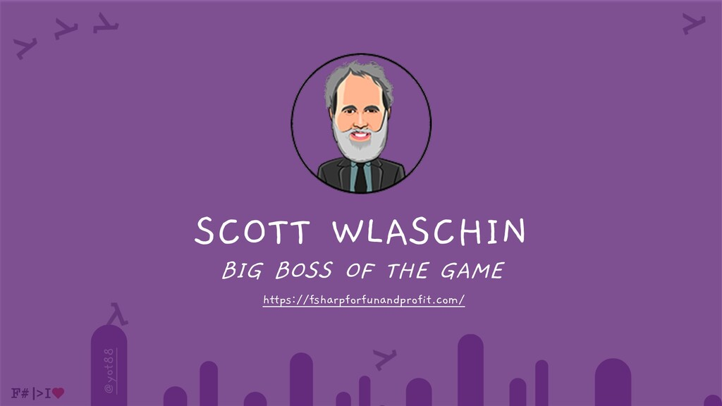 @yot88 SCOTT WLASCHIN BIG BOSS OF THE GAME http...
