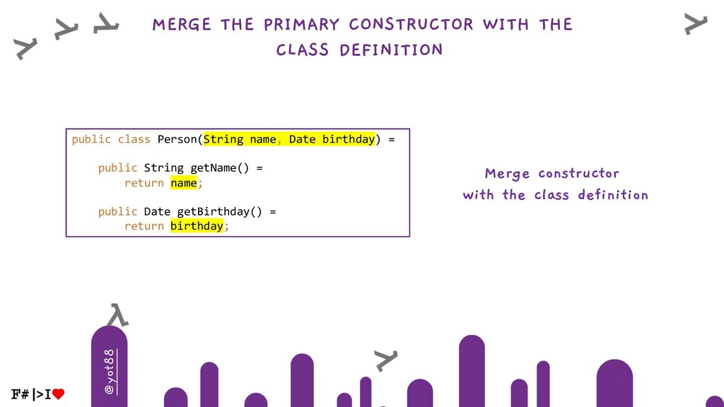 @yot88 MERGE THE PRIMARY CONSTRUCTOR WITH THE C...