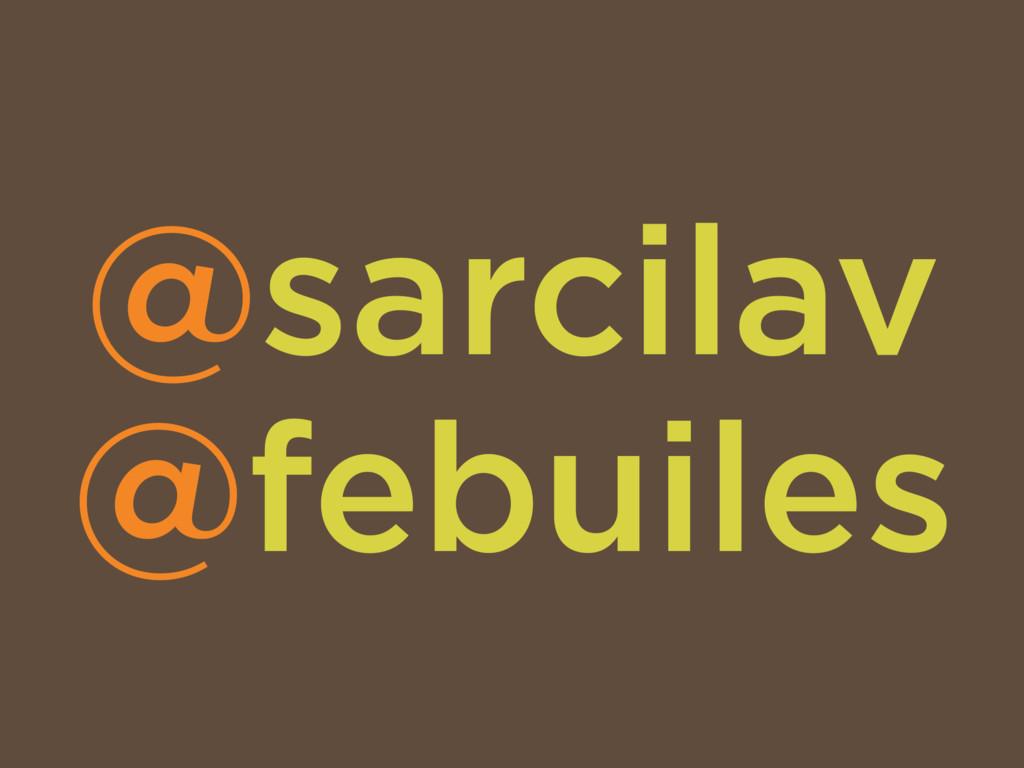 @sarcilav @febuiles