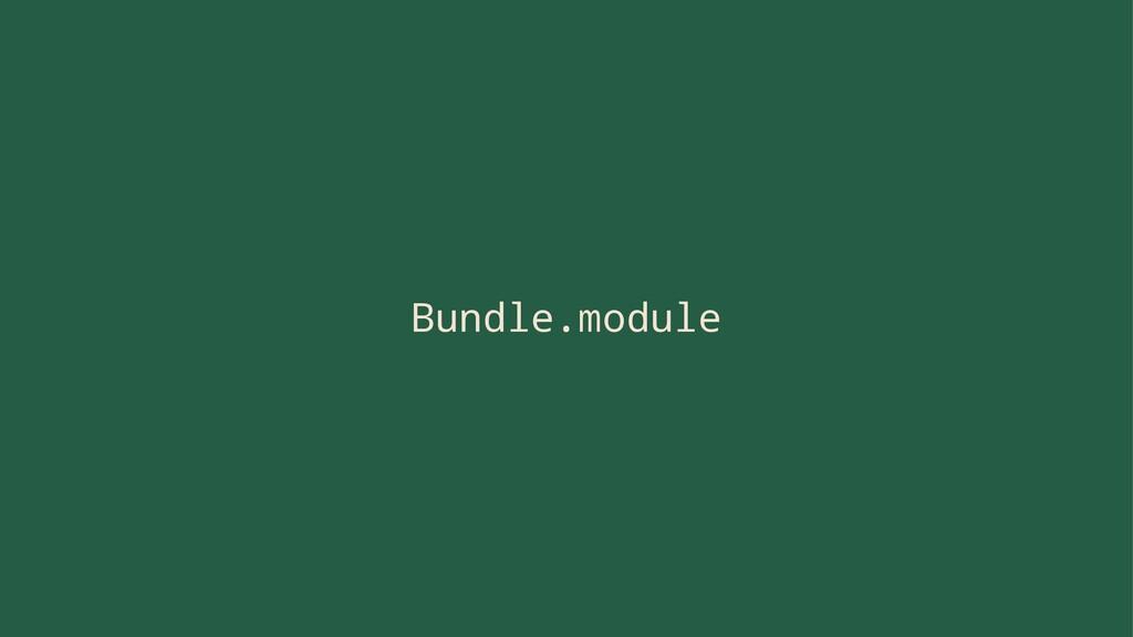 Bundle.module