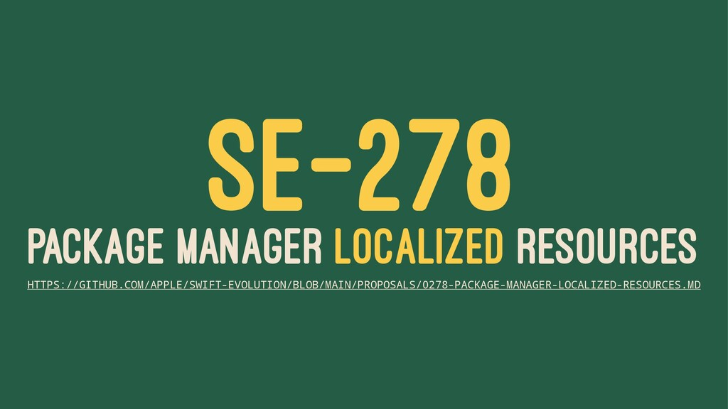 SE-278 PACKAGE MANAGER LOCALIZED RESOURCES HTTP...