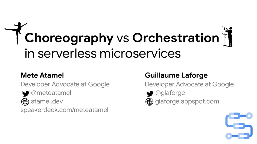 Choreography vs Orchestration in serverless mic...