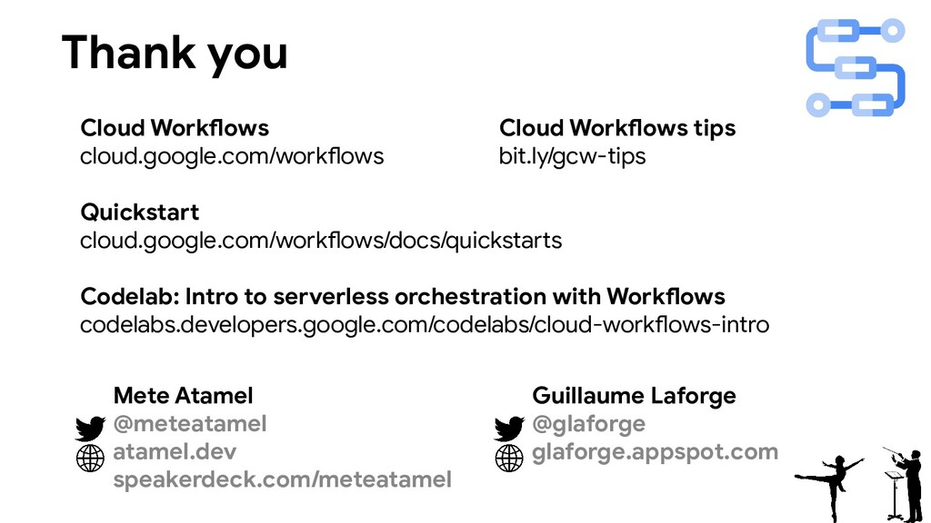 Cloud Workflows Cloud Workflows tips cloud.goog...