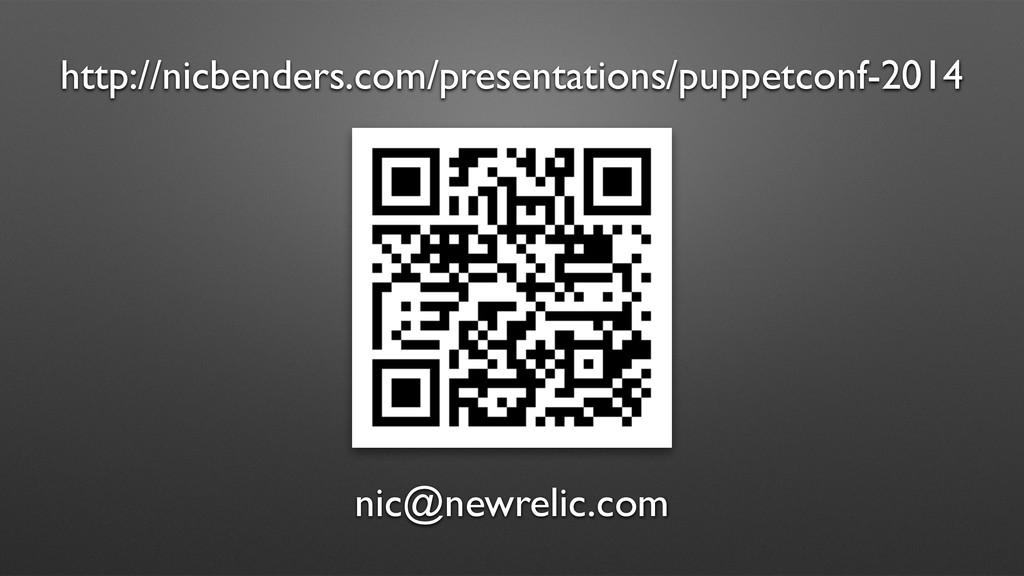 http://nicbenders.com/presentations/puppetconf-...