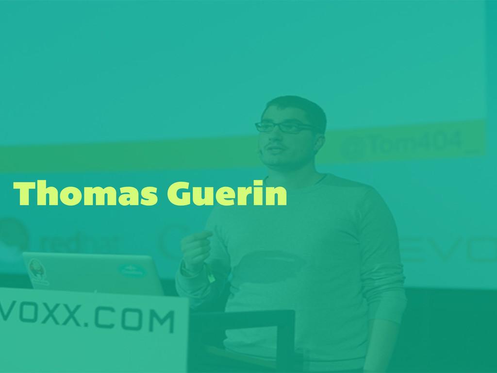 Thomas Guerin