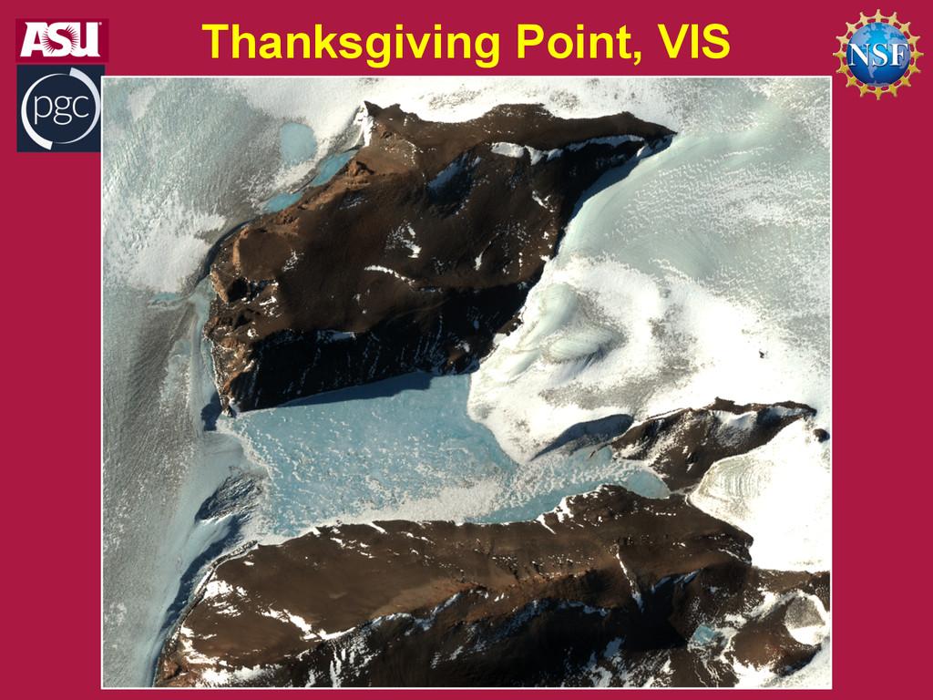 Thanksgiving Point, VIS