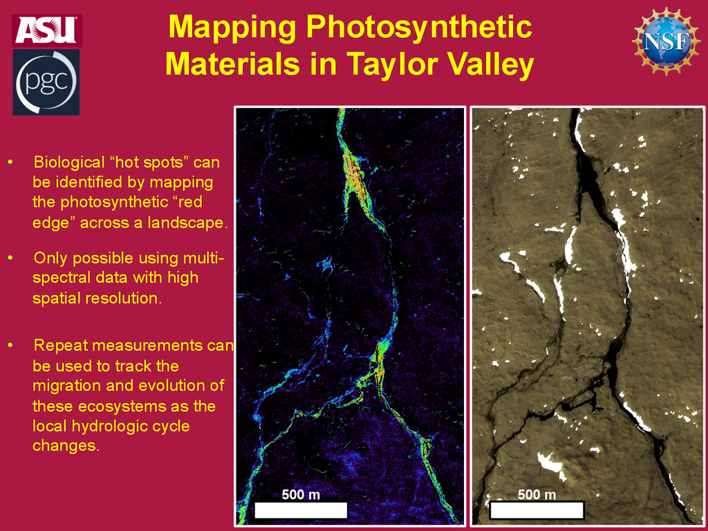 Mapping Photosynthetic Materials in Taylor Vall...