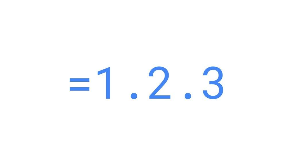 =1.2.3