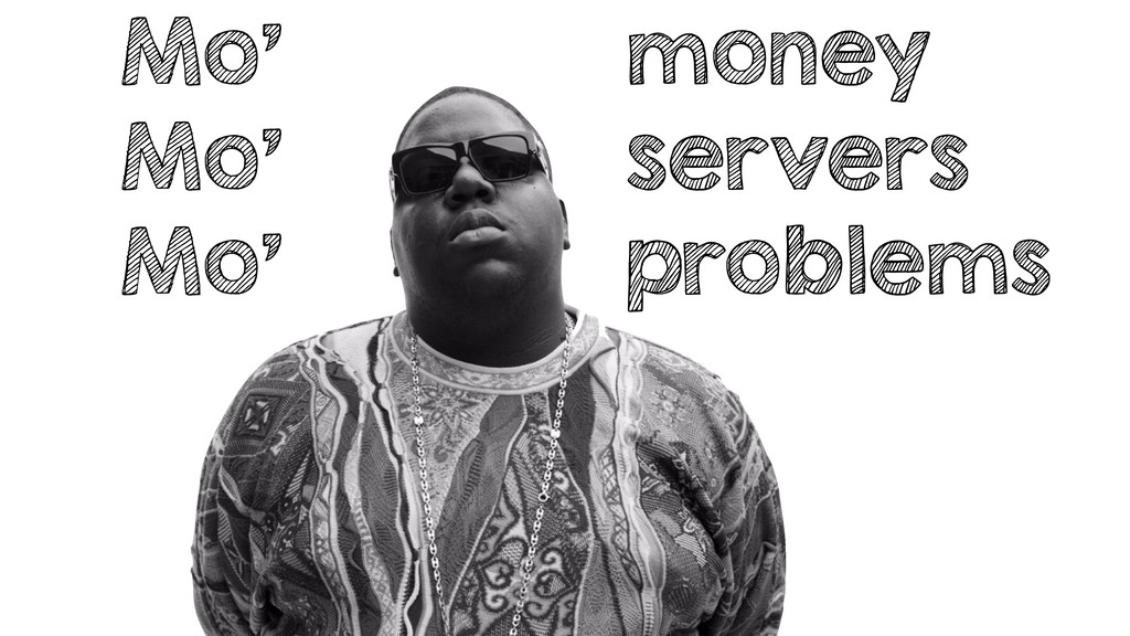 money servers problems Mo' Mo' Mo'