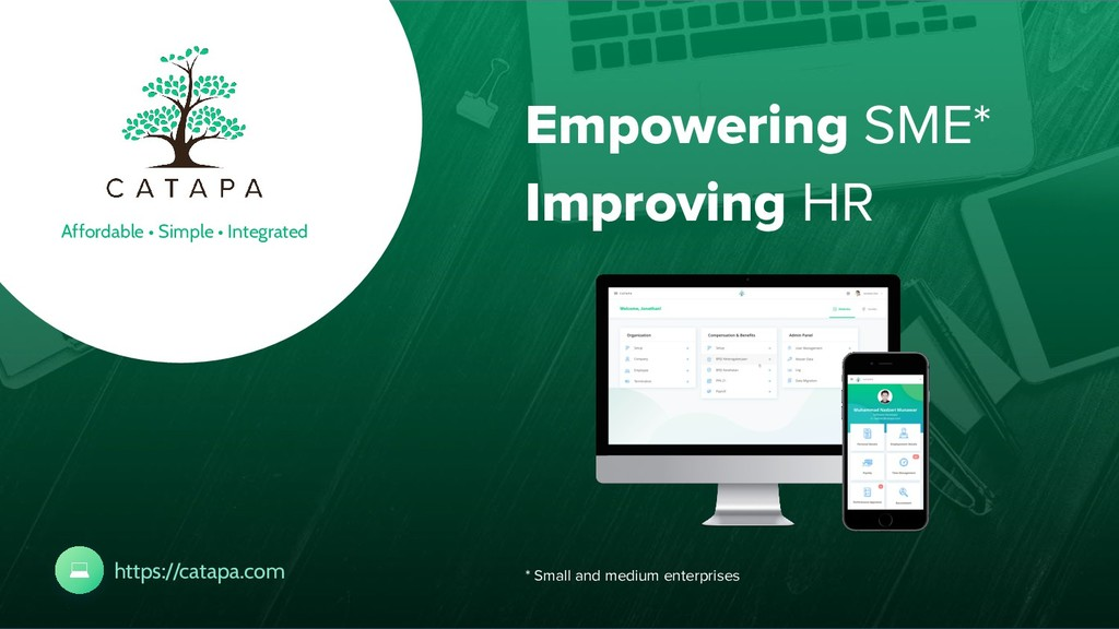 z Empowering SME* Improving HR * Small and medi...
