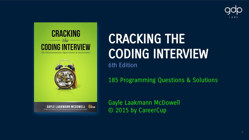 CRACKING THE CODING INTERVIEW 6th Edition 185 P...