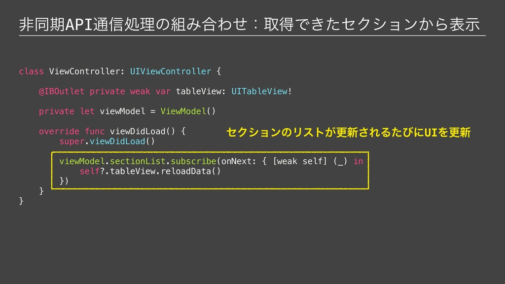 class ViewController: UIViewController { @IBOut...