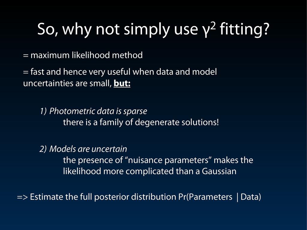 = maximum likelihood method = maximum likelihoo...