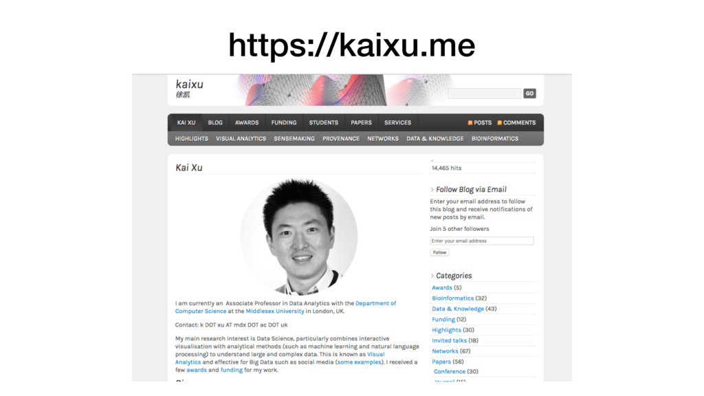 https://kaixu.me