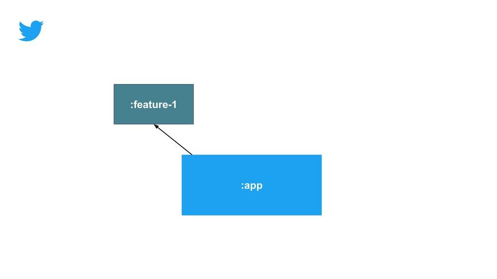 :feature-1 :app