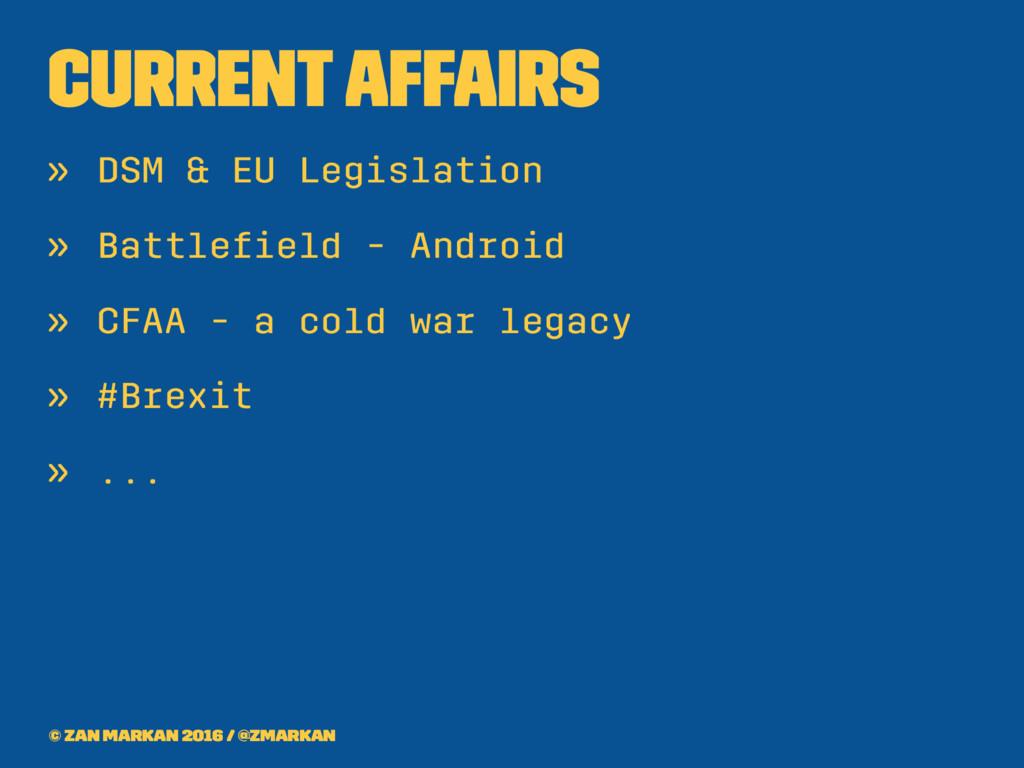 Current affairs » DSM & EU Legislation » Battle...