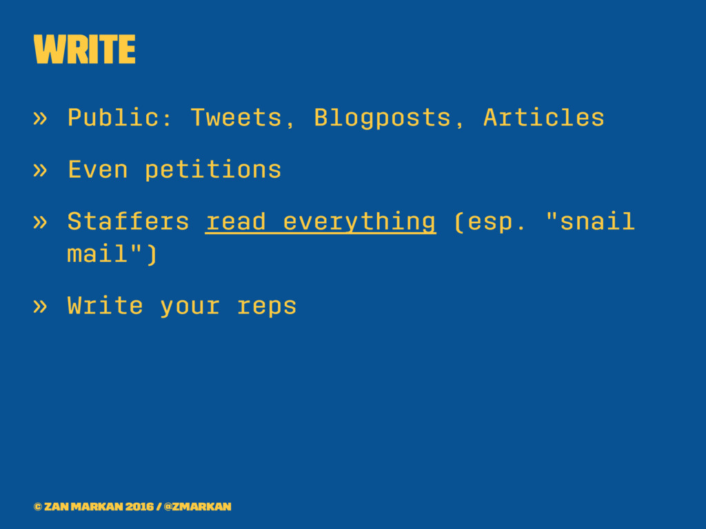 Write » Public: Tweets, Blogposts, Articles » E...