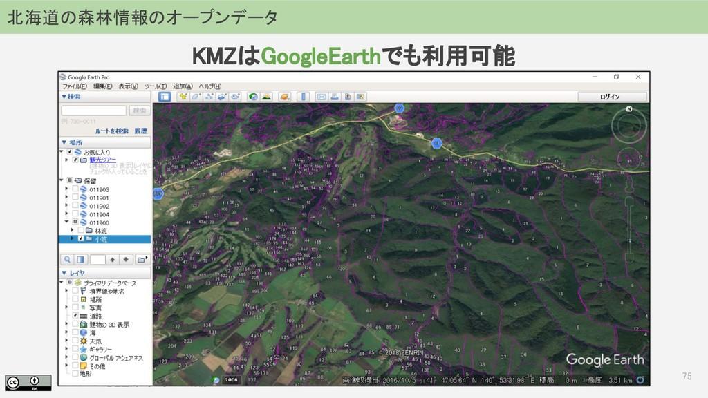 2018.07.19 地理空間フォーラム in 札幌 75 北海道の森林情報のオープンデータ ...