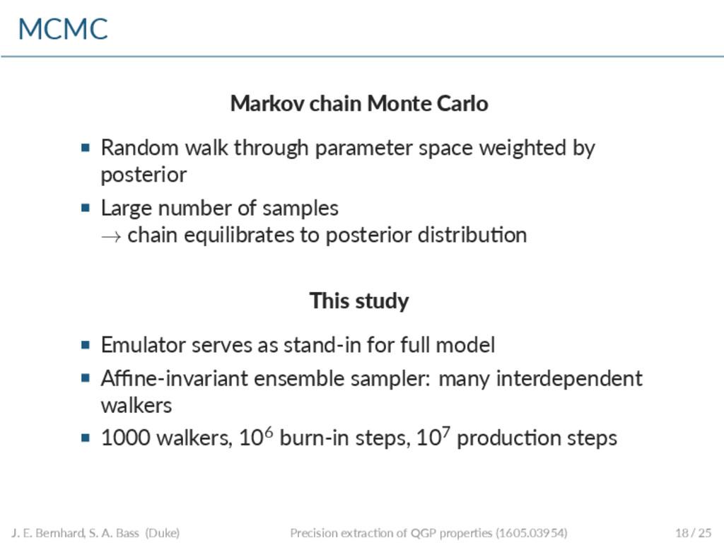 MCMC Markov chain Monte Carlo Random walk throu...