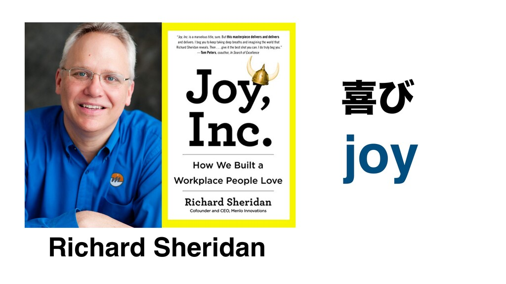 تͼ joy Richard Sheridan