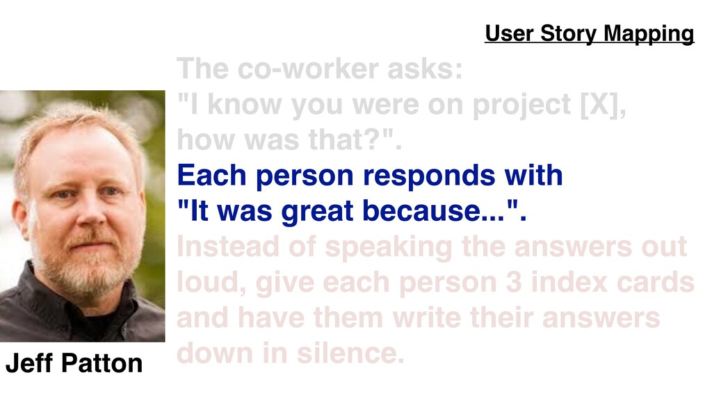 The co-worker asks: 