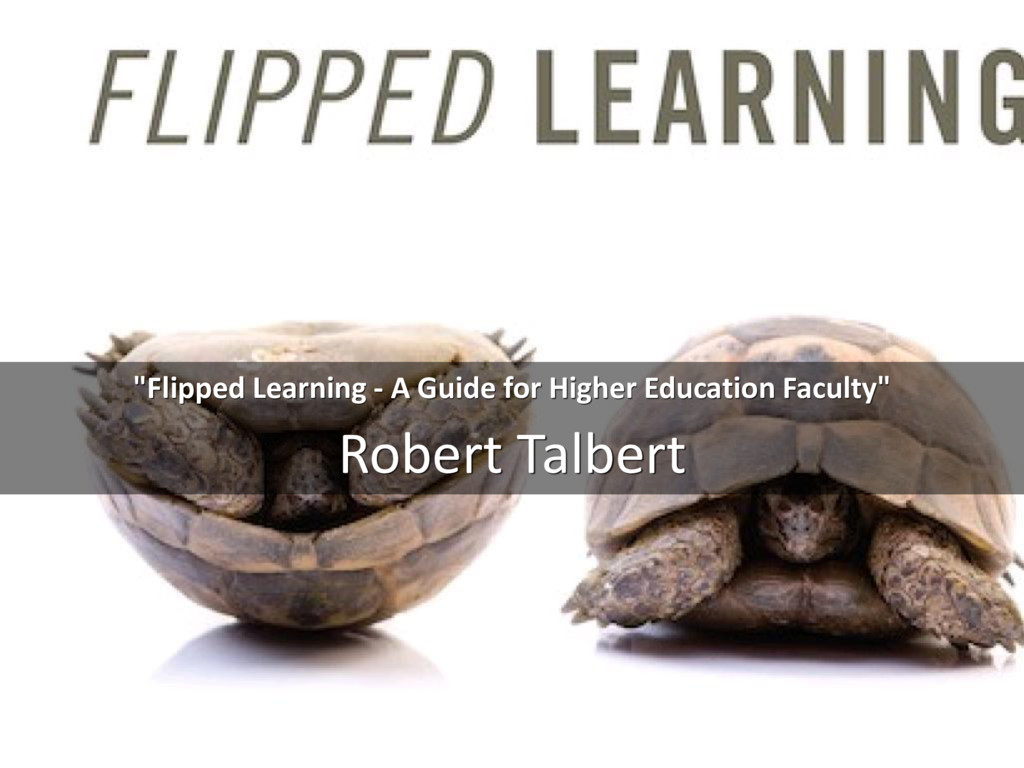 """""""Flipped Learning - A Guide for Higher Educatio..."""
