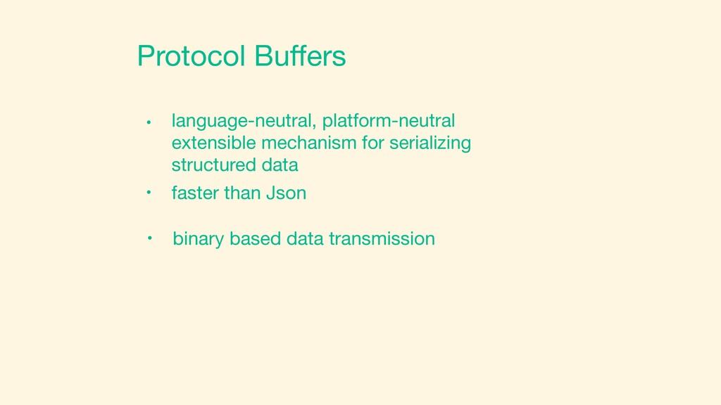 Protocol Buffers language-neutral, platform-neut...