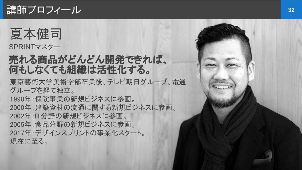 講師プロフィール 東京藝術大学美術学部卒業後、テレビ朝日グループ、電通 グループを経て独立。 ...